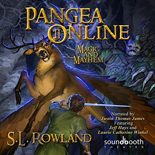 Pangea Online 2: Magic and Mayhem