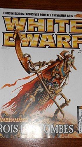 WARHAMMER WHIITE DWARF N°205/05/2011 par GAMES WORKSHOP