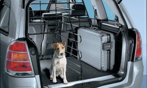 Vauxhall Echtes Zafira B hinten Kofferraum Abtrennung Hund Guard 93165063