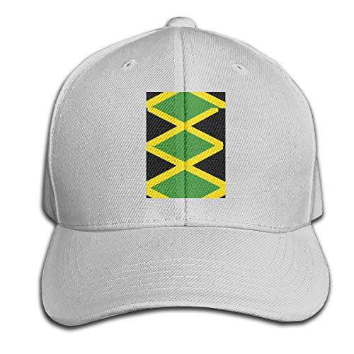 Osmykqe Jamaica Flag Unisex Sommer Sonnenhut einstellbar lässig Golf Tennis Caps - Boston Kleinkind Baseball-cap