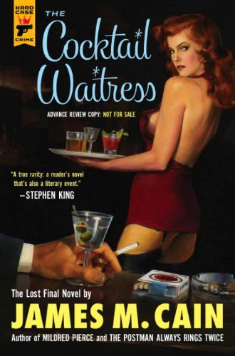 Buchseite und Rezensionen zu 'The Cocktail Waitress (Hard Case Crime Novels)' von James Cain