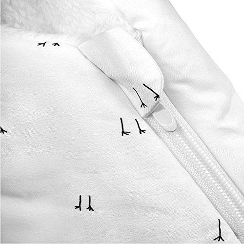 tangbasi niedliche Ei Form Baby Schlafsäcke Schlafsack Sack für Neugeborene