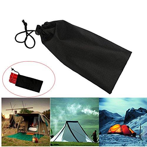 Weitituoli Lodestar 23CM Speicher Ditty Bag Stuff Sack Kordelzug Beutel für Mini Stuff für Reisen und Outdoor-Aktivitäten -