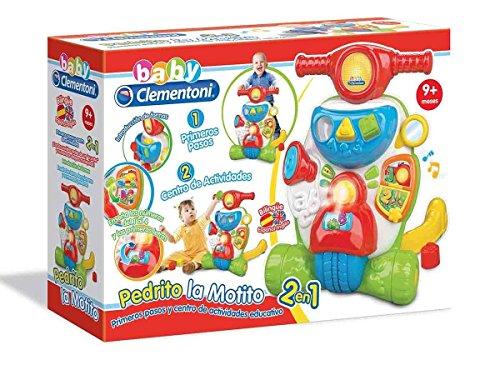 Andador de actividades para bebé, 2 en 1,...