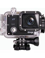 GitUp Git2 Pro Version - 2K 30fps Novatek 96660 1080P WiFi Sport Aktioncamera 30m wasserdichte Kamera DVR