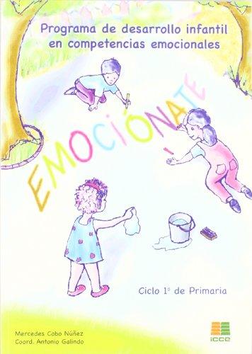 Emociónate I: programa de desarrollo en competencias emocionales