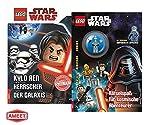 Star Wars Lego Kylo Ren – Herrscher der Galaxis (gebundene Ausgabe) + Rätselspaß für kosmische Abenteurer