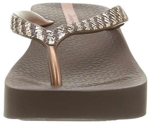 Ipanema 81704, Tongs Femme Marron (21431)