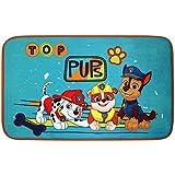 TW24 Disney Spielteppich - Teppich - Läufer - Kinderteppich 75x45cm mit Motivauswahl (Paw Patrol Jungen)