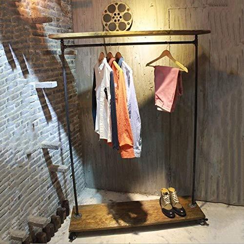 MTG Estante ropa Estante Tipo piso Perchero multifuncional