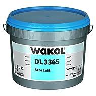 WAKOL DL 3365 Starleit - PVC - Textil - Linoleum - Kautschuk Kleber - 12 kg (1kg /7,42 EUR))