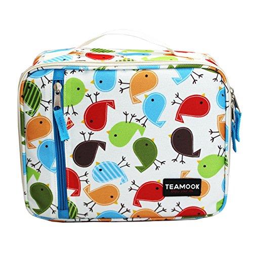 Isoliertasche Lunchbox Lunchpaket Kühltasche Büro Schule Reise Picknick Taschen