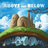 Red Raven Games Above and Below Card Game