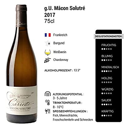 Mcon-Solutr-Weiwein-2017-Domaine-Carrette-gU-Burgund-Frankreich-Rebsorte-Chardonnay-6x75cl