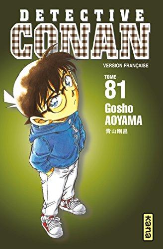 Détective Conan - Tome 81 par Gosho Aoyama