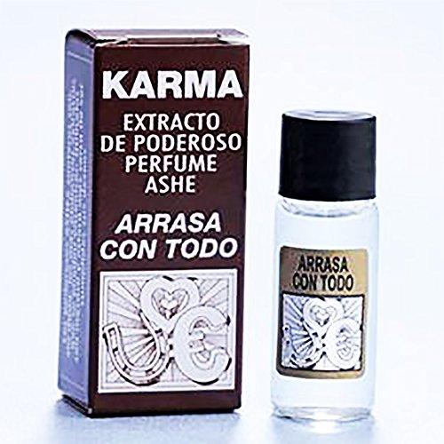 Perfume Arrasa con Todo- Extracto de poderoso Perfume ashe Arrasa con Todo- Para atraer éxito