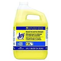 Joy Professional Pot and Pan Detergent, Lemon Scent, 1 Gallon (Case of 4)
