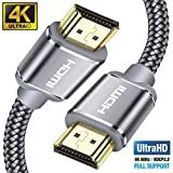 Best 4k Hdmi Cables - Snowkids HDMI Cable HDMI 2.0 a/b 1.8m High Review