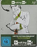 Breaking Bad - Season 3 (Steelbook) (Limited Edition) [Blu-ray]