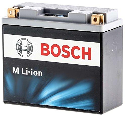 BOSCH 0986122608 Motorradbatterie Li-ion LTX9-BS 3Ah/180A
