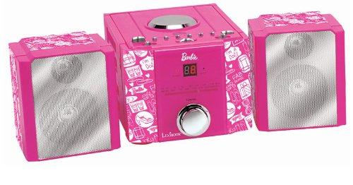 Lexibook-MH100BB-Barbie-Hifi-Stereo-System