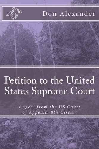 Petition to the United States Supreme Court: Appeal from the US Court of Appeals, 8th Circuit (Medtronic-defibrillator)
