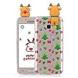 CaseLover Galaxy A3 2017 Hülle, TPU Silikon Handy Case Slim Fit Handyhülle Tasche Flexibel Weich Hülle Schutz Cove für Samsung Galaxy A3 2017 (4,7