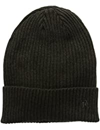 French Connection Ribbed Beanie, Bonnet Homme