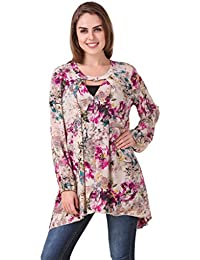 Mind The Gap Floral Tunic