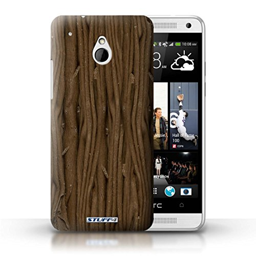 Kobalt® Imprimé Etui / Coque pour HTC One/1 Mini / Blocs Dairy Milk/Dalle conception / Série Chocolat Flake/Flocon
