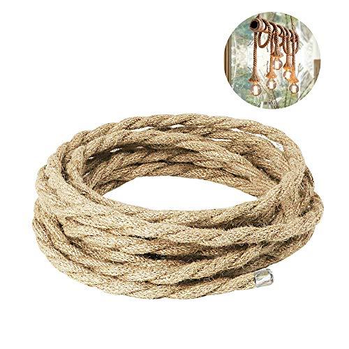 LYTIVAGEN 100% Cuerda de Cáñamo Natural