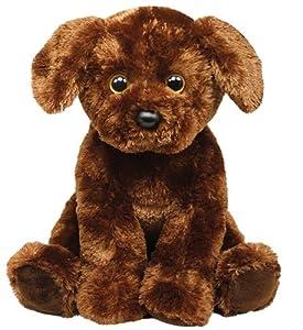 Ty Harley Perro de Juguete Felpa Marrón - Juguetes de Peluche (Perro de Juguete, Marrón, Felpa, 3 año(s), Perro, Niño/niña)