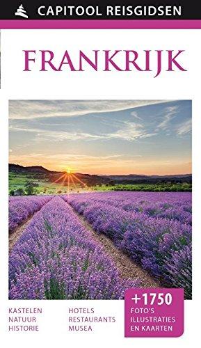Frankrijk (Capitool reisgidsen) -