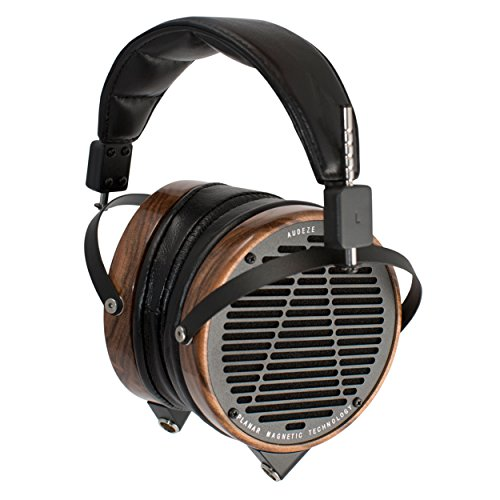 AUDEZE LCD-2 Over ear | Open back | Shedua wood ring headphone | Leather