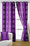 HOMEC Trendy Printed Curtain Set of 2 (S...