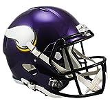 NFL Full Size Helm/Helmet Football Speed Replica MINNESOTA VIKINGS