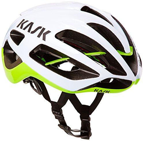 Kask Protone - Casco de ciclismo multiuso, color Blanco, talla M