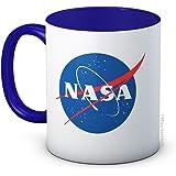 NASA - Programa Espacial - - Taza de Café de Cerámica
