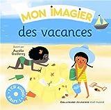 Mon imagier des vacances | Didier, Romain (1949-....). Auteur