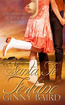 Santa Fe Fortune (Romantic Comedy) by [Baird, Ginny]