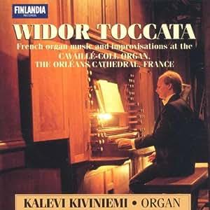 Widor Toccata:French Organ