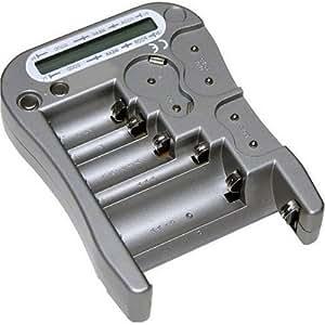 Top power testeur de pile universel high tech for Testeur de piles darty