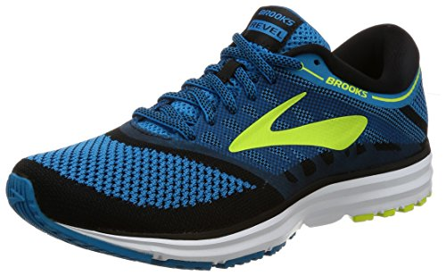 Brooks Mens Revel Scarpe Da Corsa Turchese / Nero