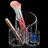 Spritech (TM) Escritorio Organizador de Maquillaje Organizador de cosméticos joyas y Cosméticos de almacenamiento de cajas, style-8, Size:5.5