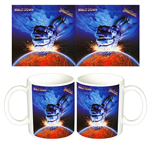 Judas Priest Ram It Down Tasse Mug