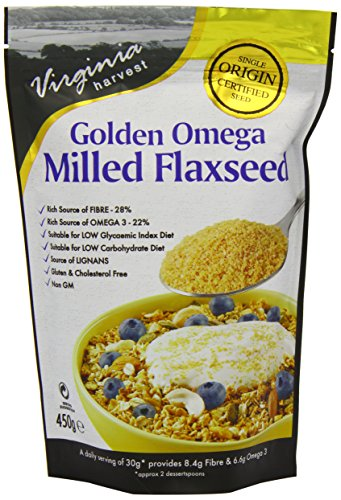 virginia-harvest-golden-omega-milled-flaxseed-450-g-pack-of-4