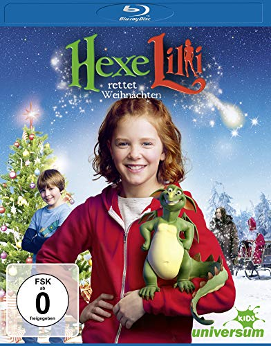 Hexe Lilli rettet Weihnachten [Blu-ray]
