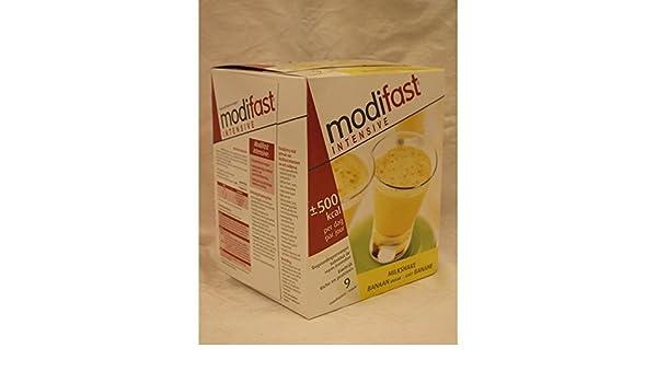 modifast milkshake