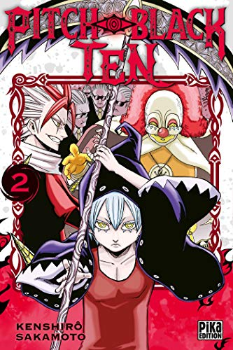 Pitch-Black Ten Edition simple Tome 2