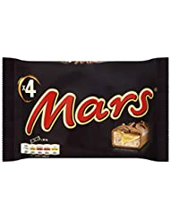 Mars Chocolate Bar Multipack, 4 x 39.4 g